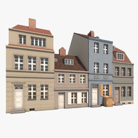 houses berlin 3d 3ds