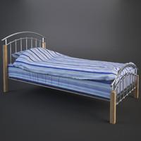 max duvet single bed