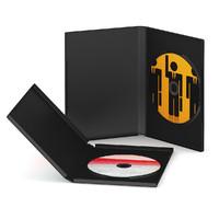 3d model open dvd cases