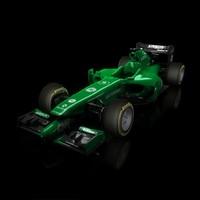 CT05 Formula 1 car