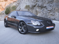 Mercedes-Benz SL55