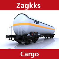 3d cargo zagkks