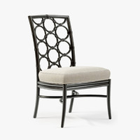 LAURA KIRAR DINING SIDE CHAIR