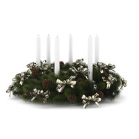 Christmas Table Decoration 7
