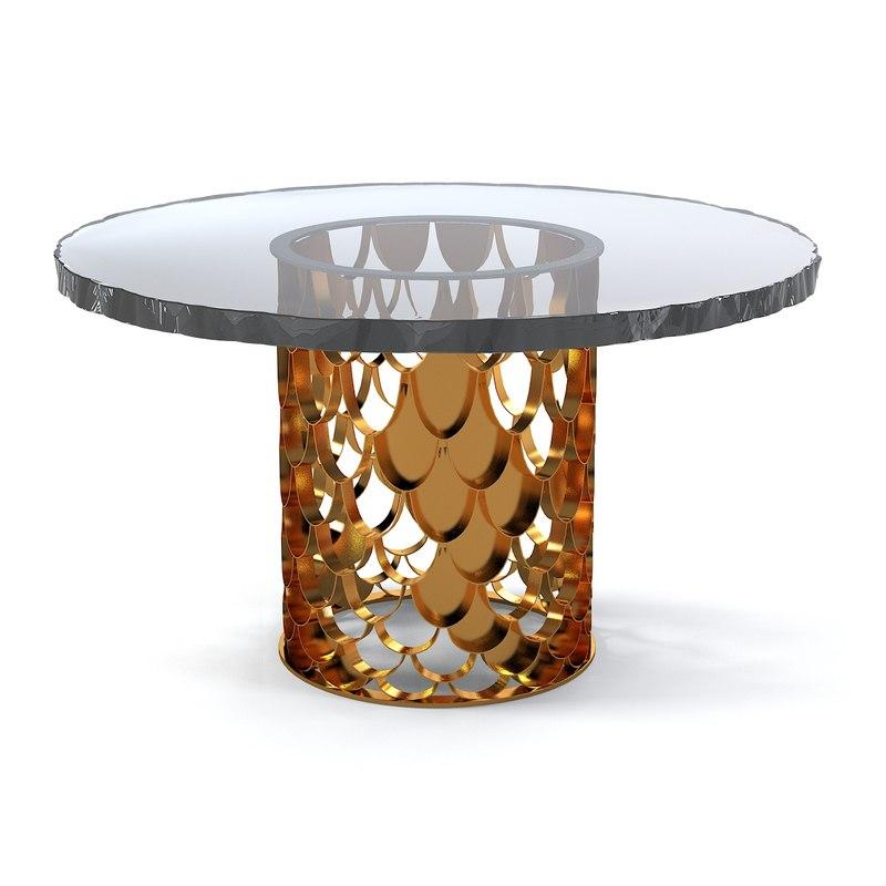 BRABBU Koi Side table diding accent metal iron designer glass .jpg