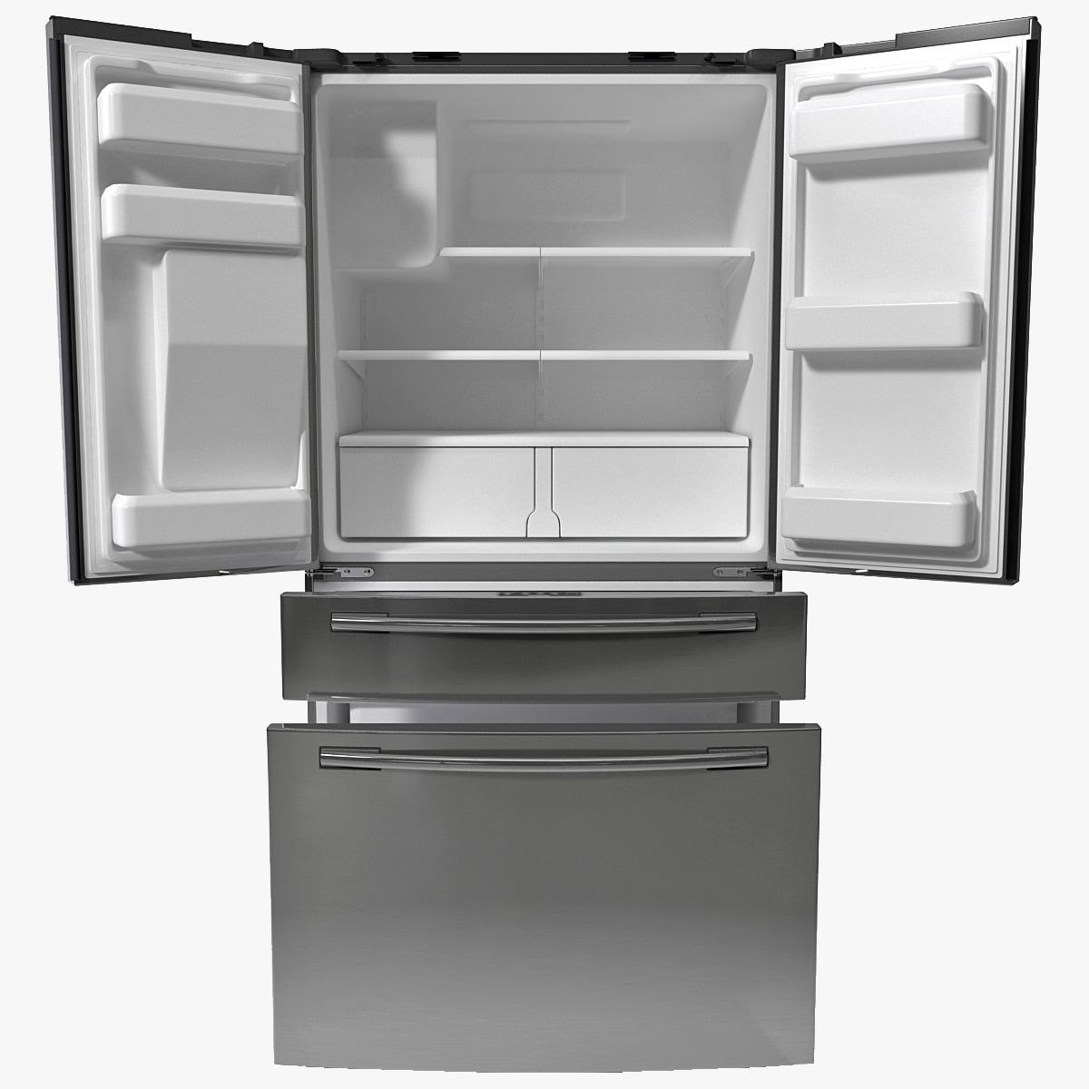 French Door Refrigerator Samsung RF4287_190.jpg