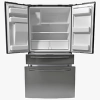French Door Refrigerator Samsung RF4287