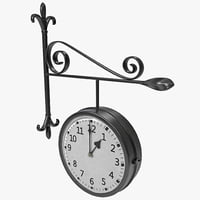 outdoor clock poolmaster max