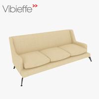 max vibieffe divano basso