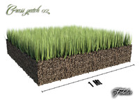grass patch 3ds