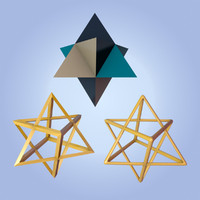 Merkaba Symbols