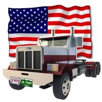 3d truck poser vue