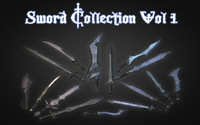 3ds max sword vol 1