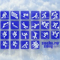 max olympic sport pictogram
