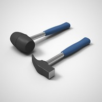 Hammer and mallet