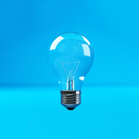 3ds max incandescent light bulb