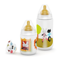 milk bottle soother