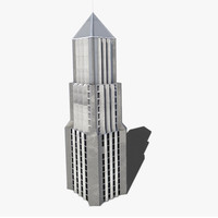 3ds max building skyscraper