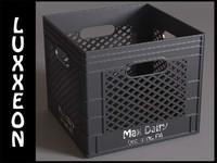 plastic milk crate max free