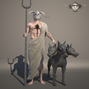 Hades 3D models