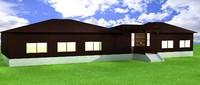 maya wood house