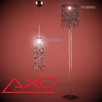 axo light marylin lamp 3d model