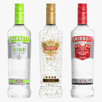 smirnoff vodka obj