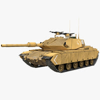 Main Battle Tank Sabra Mk I