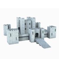 3d medieval castle