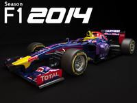 Red Bull RB10 2014