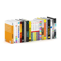 softcover architecture design books 3d model