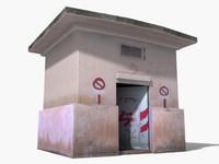 3ds max room vault