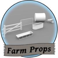 props farm 3d model