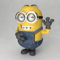 3ds max minion movies