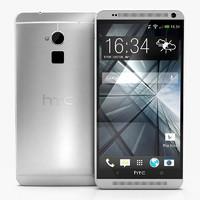 htc black silver 3d x