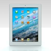 generic ipad 3d model