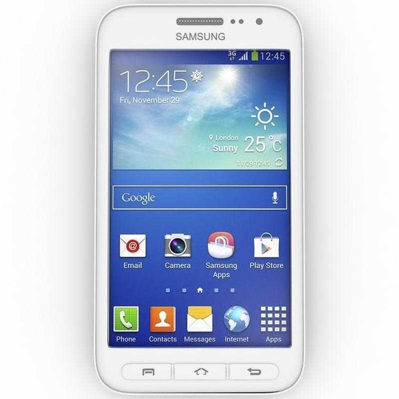 Max Samsung Galaxy Core Advance