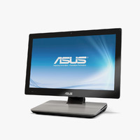 3d model low-poly asus et-2300