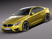3d 2015 coupe bmw