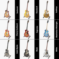 Gibson Les Paul Collection