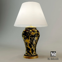 lamp ralph lauren 3d 3ds
