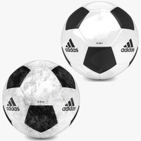 3ds soccer ball set
