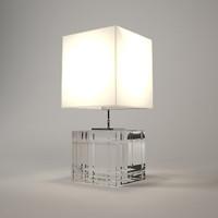 maya table lamp academia