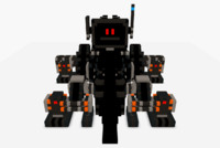 pixcel robot