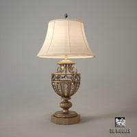 3d model of fine art lamps 172510