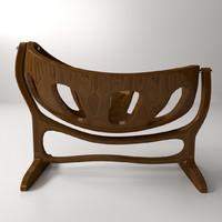 WoodenCrib