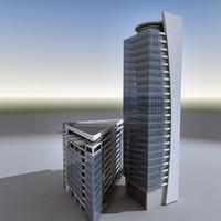Modern Building 008