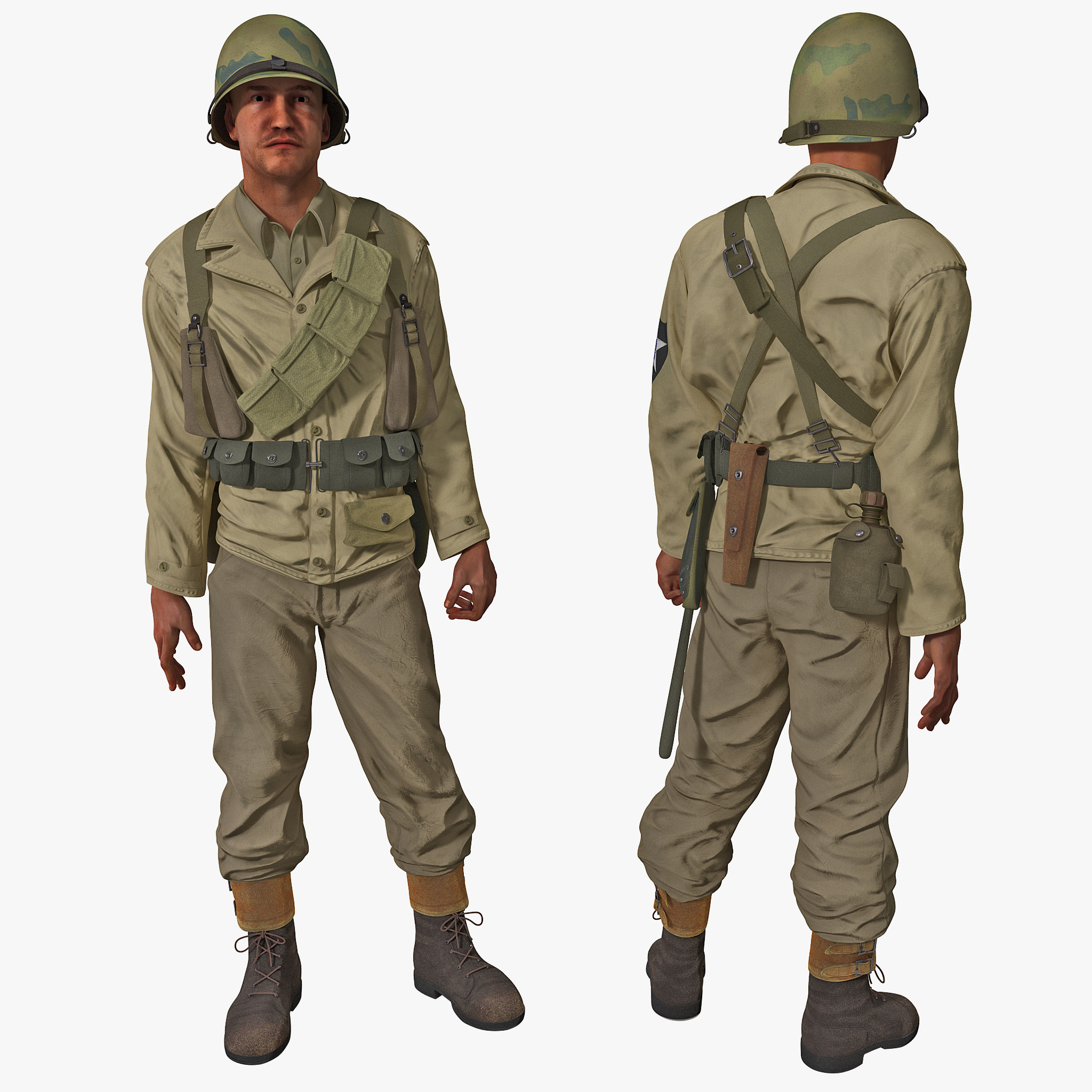 American WWII Infantry Soldier Rigged_1.jpg