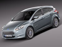 Ford Focus Electric 2012-2014