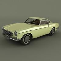 p1800 1961 3d model